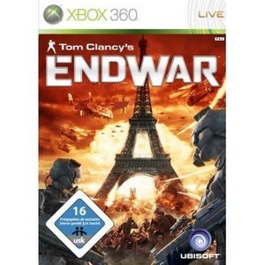 Tom Clancy's End War (English) (Xbox 360)