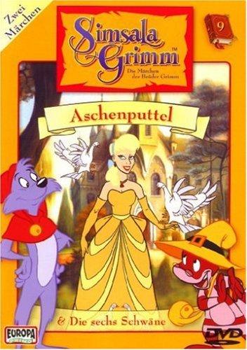 Simsala Grimm Vol. 9: Aschenputtel, Die sechs Schwäne -- via Amazon Partnerprogramm