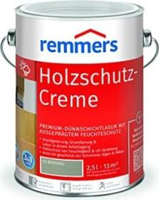 Remmers Holzschutz-Creme Holzschutzmittel silbergrau, 2.5l (2722-03)