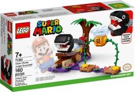 LEGO Super Mario - Begegnung mit dem Kettenhund Erweiterungsset (71381)