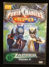 Power Rangers - Space Patrol Delta Vol. 5