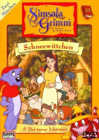 Simsala Grimm Vol. 10: Schneewittchen, Der treue Johannes -- via Amazon Partnerprogramm