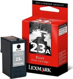 Lexmark 23A Druckkopf mit Tinte schwarz (018C1623E)