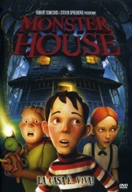 Monster House (DVD) (UK)