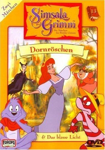 Simsala Grimm Vol. 13: Dornröschen, Das blaue Licht -- via Amazon Partnerprogramm