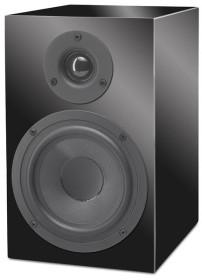 Pro-Ject Speaker Box 5 schwarz, Paar