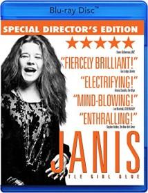 Janis: Little Girl Blue (UK) (Blu-ray)