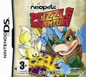 Neopets Puzzle Adventure (DS)