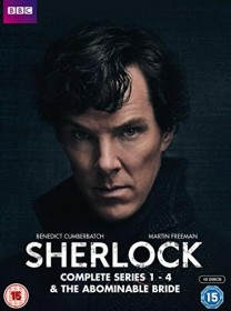 Sherlock (Season 1-4 & The Abominable Bride) (UK)
