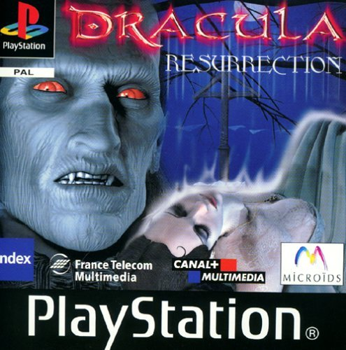 Dracula - The Resurrection (PS1) -- via Amazon Partnerprogramm