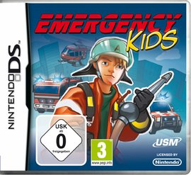 Emergency Kids (German) (DS)