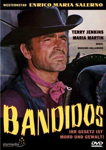 Bandidos - Ihr Gesetz ist Mord und Gewalt! -- via Amazon Partnerprogramm
