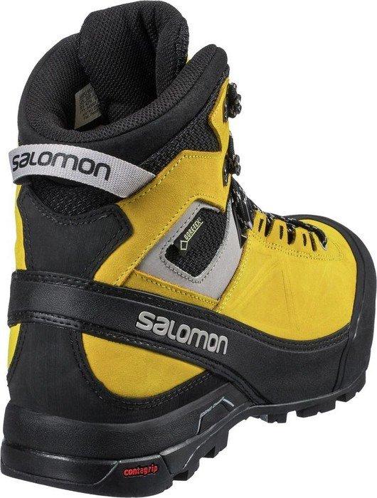 Salomon X Alp MTN GTX schwarzgelb (Herren) (379273) um € 201,23 8HDSt