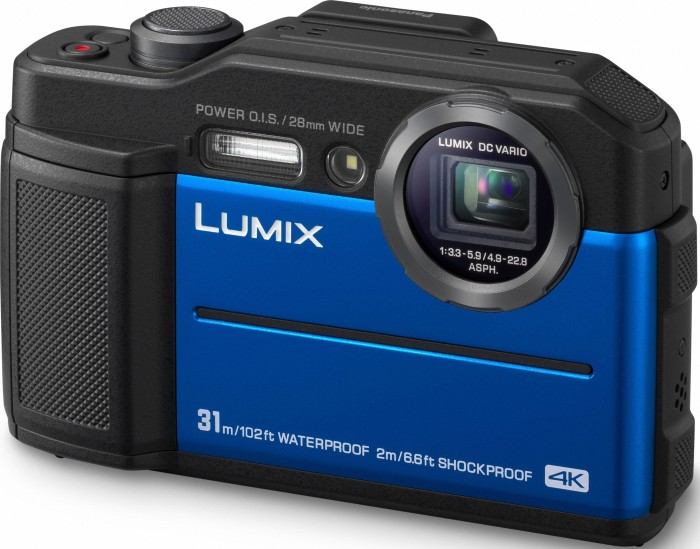 Panasonic Lumix DC FT7 blue (DC-FT7EG-A)