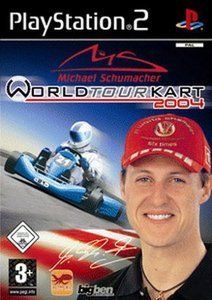 Michael Schumacher World Tour Kart 2004 (niemiecki) (PS2)