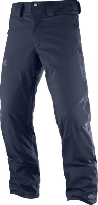 3b3bd4d9aa Salomon Stormrace ski pants long night sky (men) (397373) starting ...
