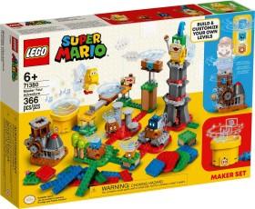 LEGO Super Mario - Baumeister-Set für eigene Abenteuer (71380)