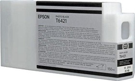 Epson Tinte T6421 UltraChrome HDR schwarz photo (C13T642100)