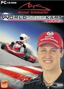 Michael Schumacher World Tour Kart 2004 (German) (Xbox)
