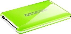 BestMedia Platinum MyDrive green 250GB, USB 2.0 (103250)