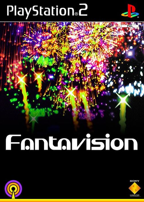 Fantavision (German) (PS2)