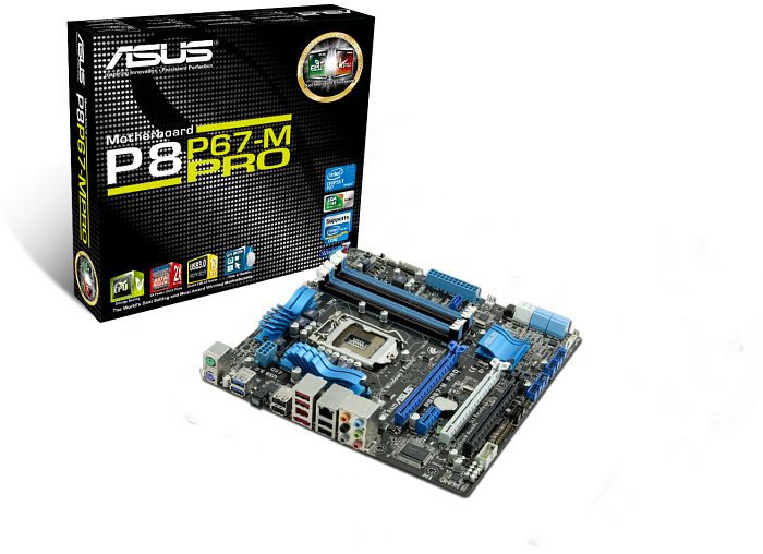 ASUS P8P67-M Pro Rev 3.0 (90-MIBELA-G0EAY0DZ)