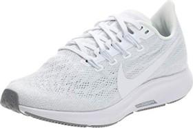 Nike Air Zoom Pegasus 36 white/half blue/wolf grey (Damen) (AQ2210-100)
