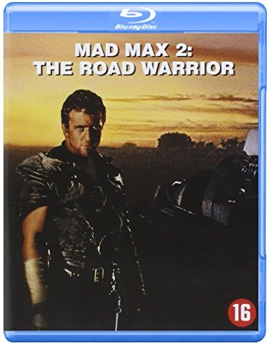 Mad Max 2 - The Road Warrior (Blu-ray) (UK) -- via Amazon Partnerprogramm