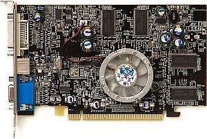 Sapphire Radeon X600 XT, 256MB DDR, DVI, ViVo, PCIe, full retail (11041-00-40)