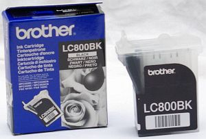 Brother LC800BK Tinte schwarz -- via Amazon Partnerprogramm