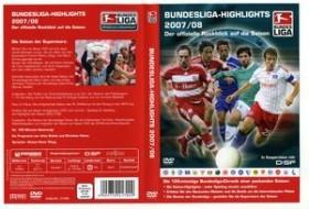 Fußball: Bundesliga Saison Highlights 2007/2008 (DVD)