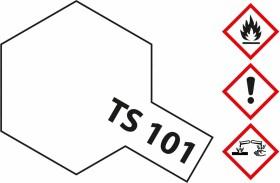 Tamiya Acryl Spray Color TS-101 base white (85101)