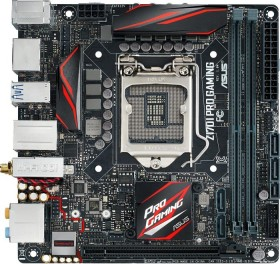 ASUS Z170I Pro Gaming (90MB0MQ0-M0EAY0)