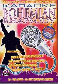 Karaoke: Queen (verschiedene Filme)