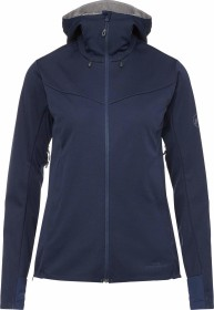 Mammut Ultimate V SO Hooded Jacke marine/titanium melange (Damen) (1011-00072-50099)