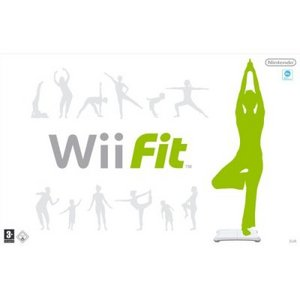Nintendo Wii Fit - incl. Wii Balance board (various colours) (Wii) (2123240)