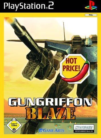 GunGriffon Blaze (niemiecki) (PS2) -- via Amazon Partnerprogramm