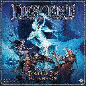 Descent - Tomb of Ice (Expansion)