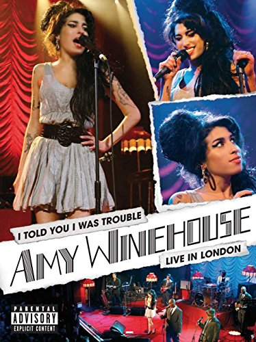 Amy Winehouse - I Told You I Was Trouble, Live In London (Blu-ray) -- via Amazon Partnerprogramm
