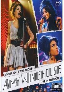 Amy Winehouse - I Told You I Was Trouble, Live In London (Blu-ray) -- via Amazon Partnerprogramm