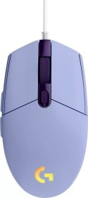 Logitech G203/G102 Lightsync Lilac, USB (910-005853/910-005854)