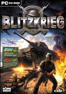 Blitzkrieg (German) (PC)