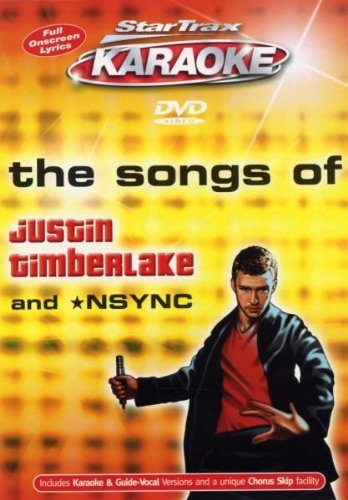 Karaoke: Songs of Junstin Timberlake -- via Amazon Partnerprogramm