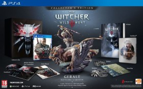 The Witcher 3: Wild Hunt - Collector's Edition (PS4)