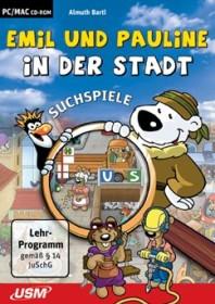 Emil und Pauline in der Stadt - Suchspiele (PC)