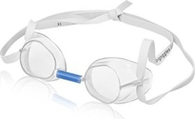 Malmsten Swedish Goggles Standard klar Schwimmbrille
