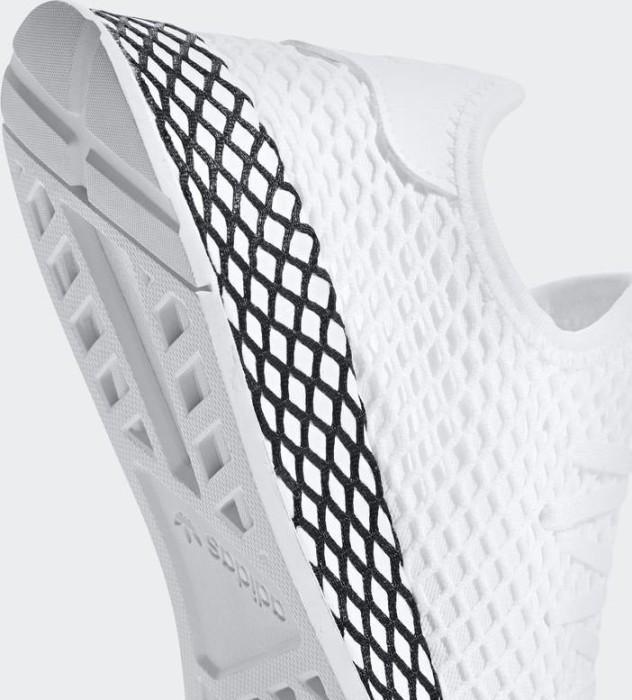 adidas Deerupt Runner ftwr whitecore black (Junior) (AQ1790