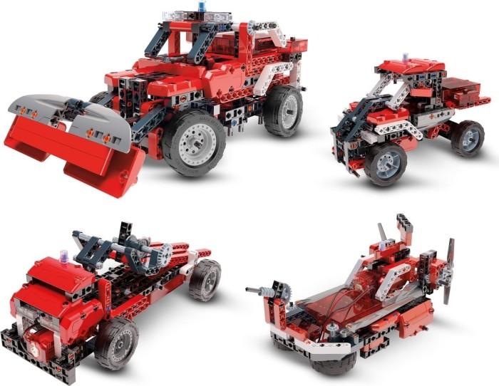 Construction Challenge Rettungsfahrzeuge Clementoni 59052.0