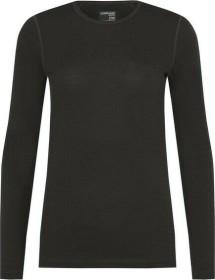 Icebreaker Merino 200 Oasis Crewe Shirt langarm schwarz (Damen) (104375-001)