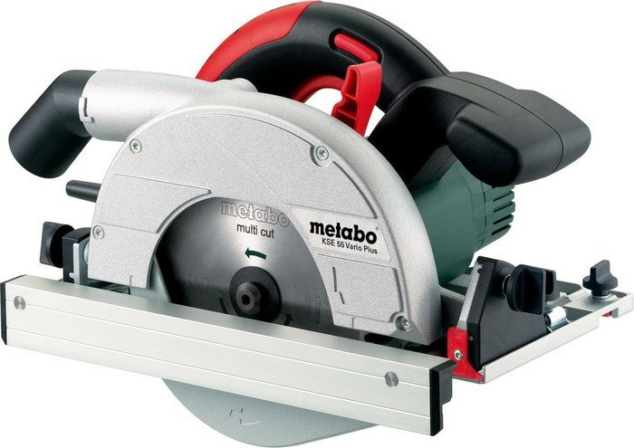 Metabo KSE 55 Vario Plus Elektro-Handkreissäge inkl. Koffer (601204700)